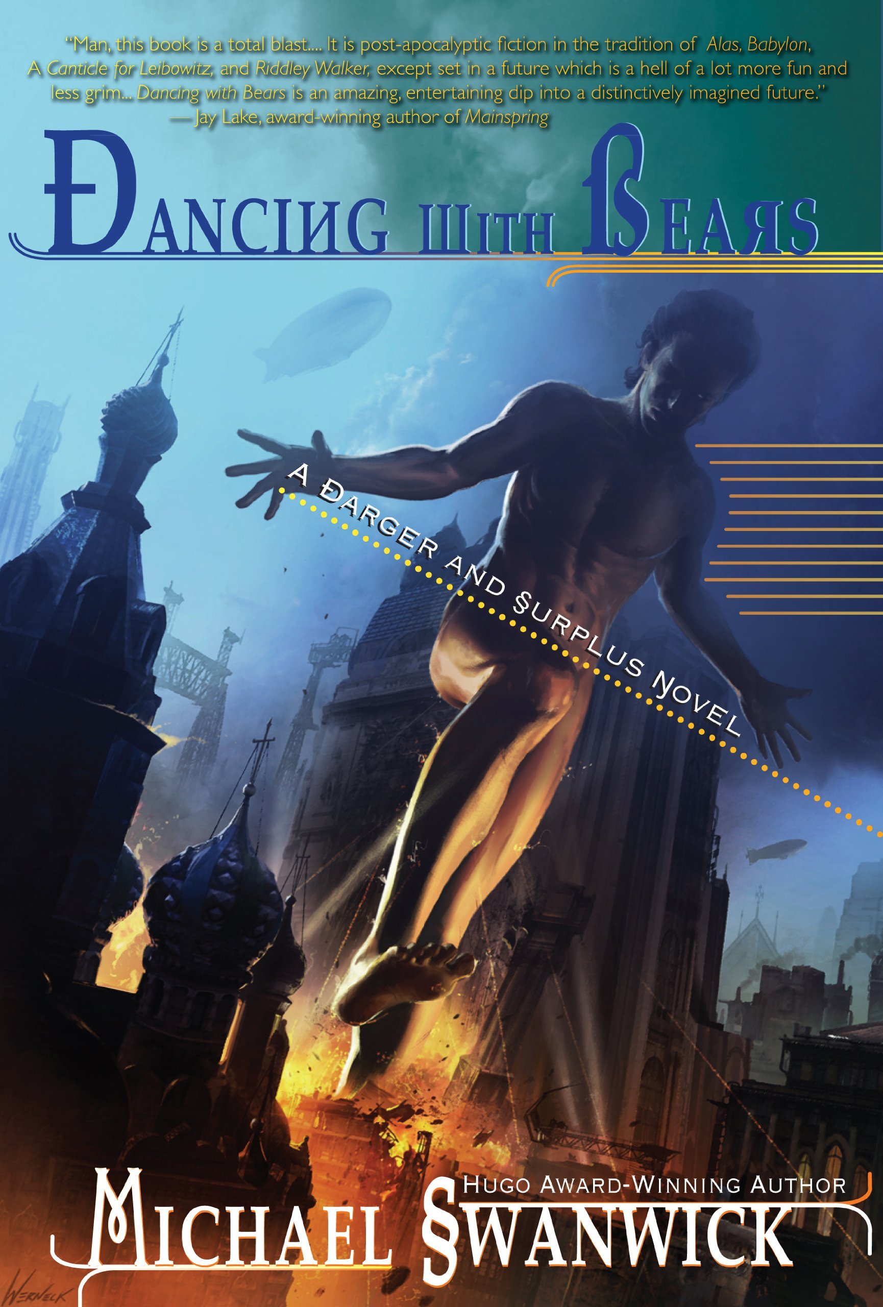 Dancing with Bears: A Darger & Surplus Novel PDF