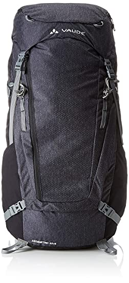 e9516b2547cbf VAUDE Asymmetric 42+8 Backpack - Lightweight Touring Backpack for Multi-Day  Hikes
