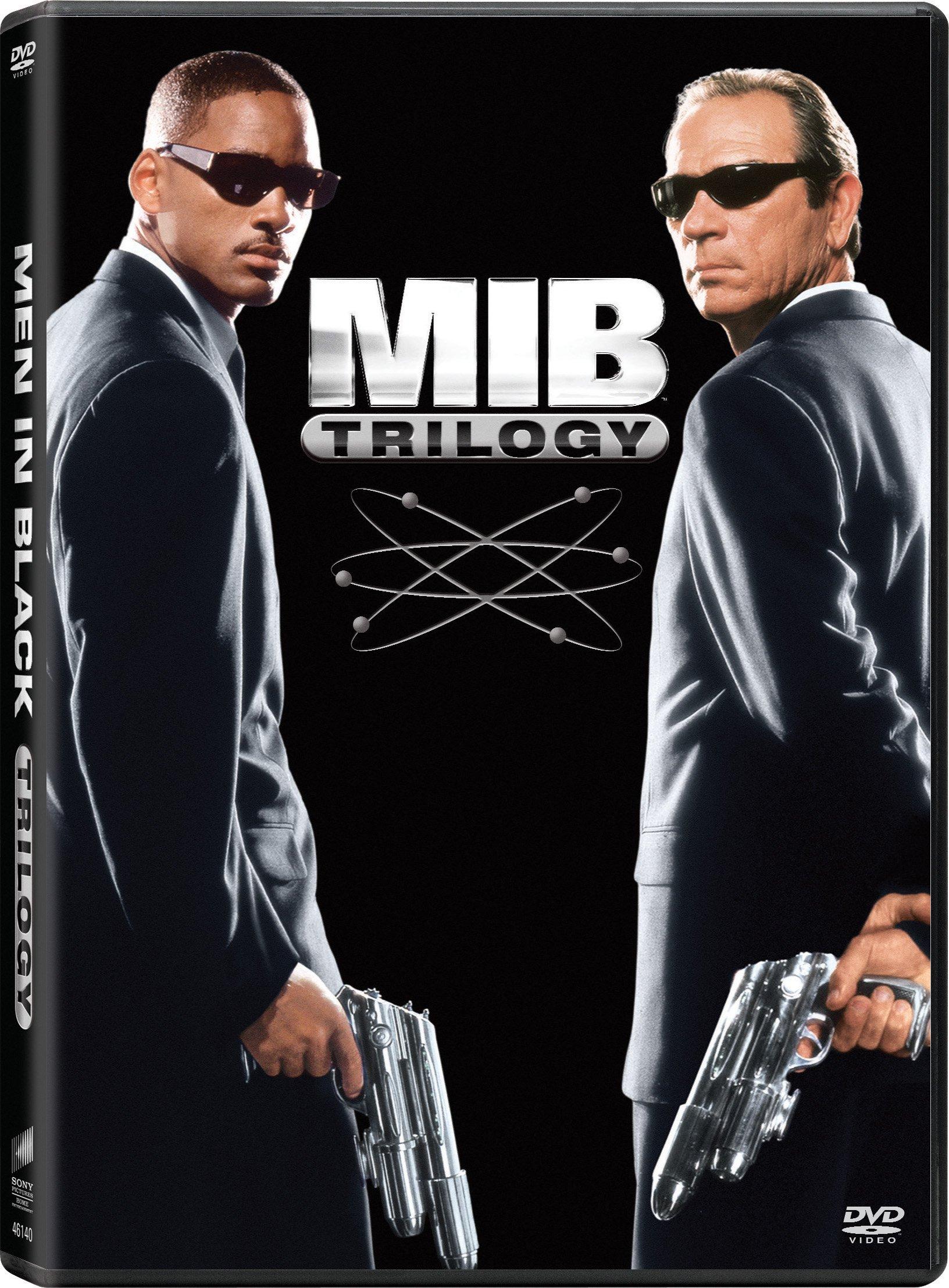 DVD : MIB Trilogy (2 Pack, 2 Disc)
