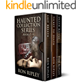 Haunted Collection Series: Books 7 - 9: Supernatural Horror with Scary Ghosts & Haunted Houses