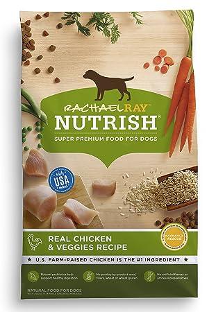 Rachael Ray Nutrish Real Chicken & Veggies Recipe Dry Dog Food
