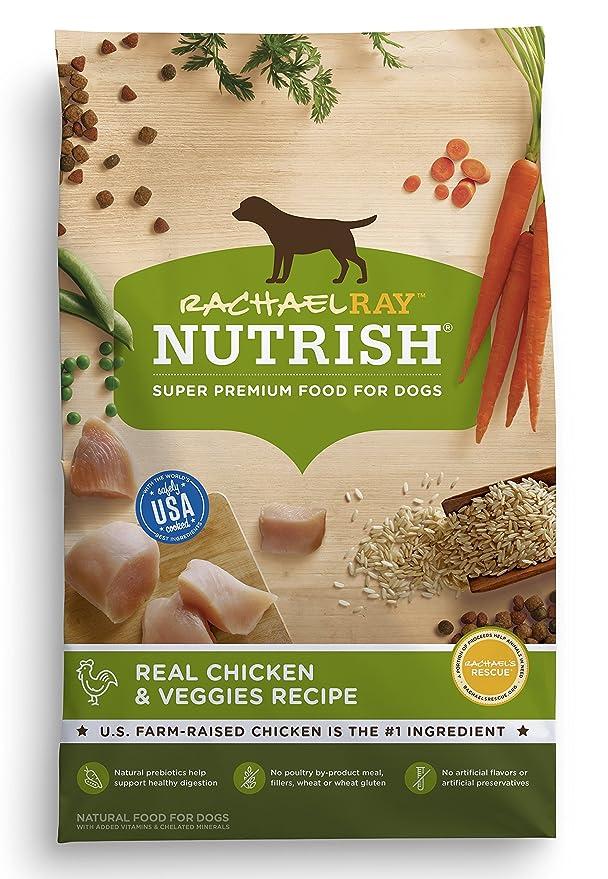 Amazon Com Rachael Ray Nutrish Natural Dry Dog Food Real Chicken