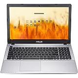 """ASUS VivoBook R510VX-DM577 Portatile, 15.6"""" Full HD, i5-7300HQ 2.5 Ghz, 8 GB RAM DDR4, 1 TB HDD, GeForce GTX 950M 2 GB, Grigio, [Spagna]"""