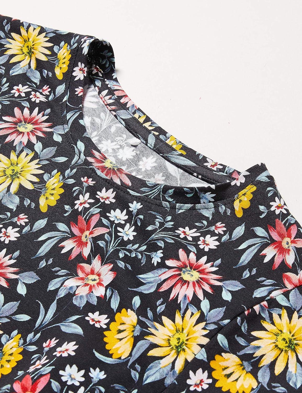 NAME IT M/ädchen Nkfsecilia Ls Tunic Bluse