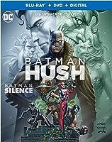 Batman: Hush / Batman: Silence (BIL/Blu-ray)