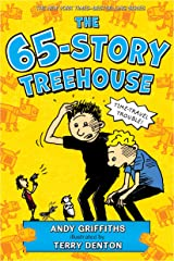 The 65-Story Treehouse: Time Travel Trouble! (The Treehouse Books Book 5) Kindle Edition