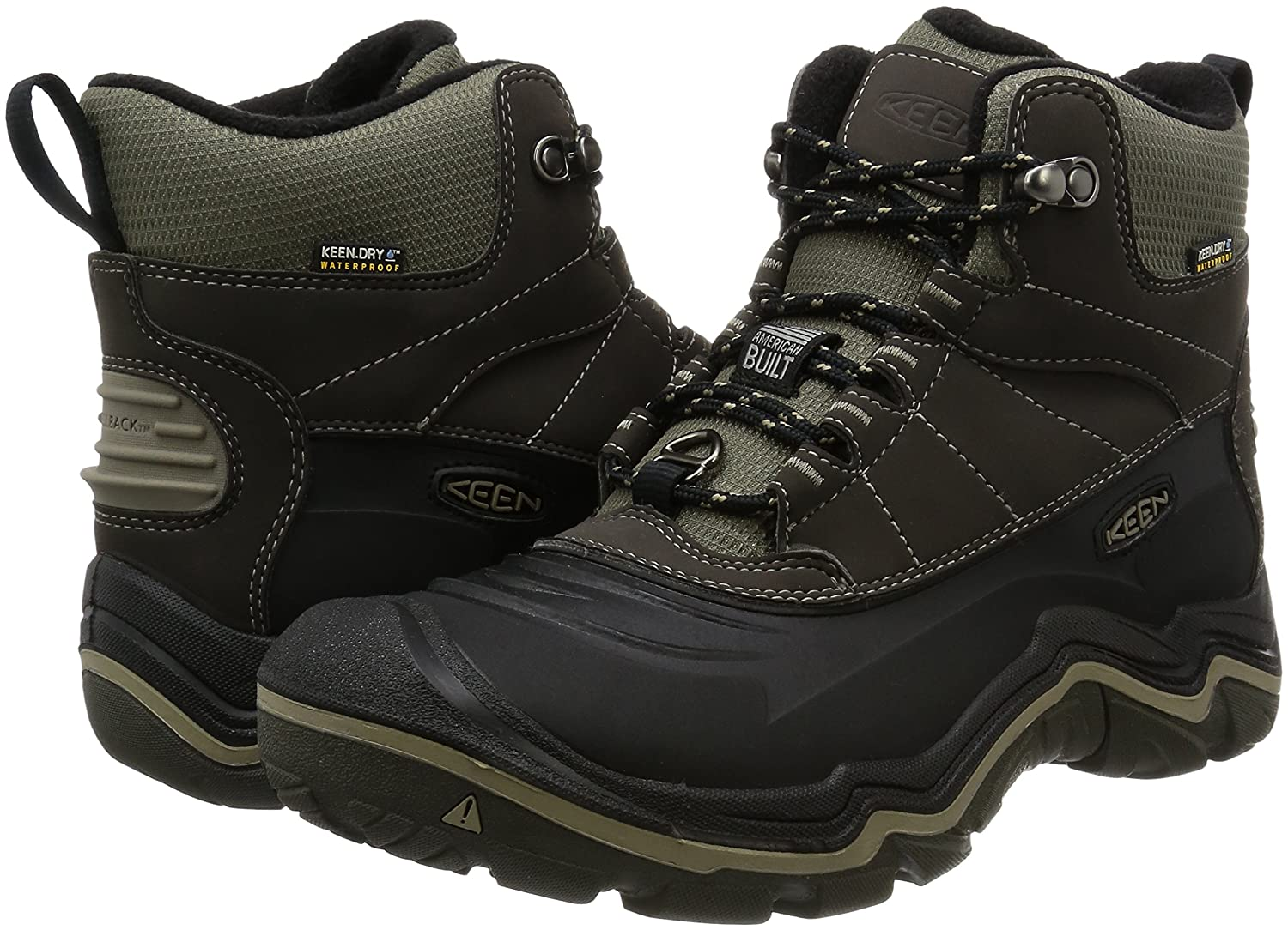 a566344bad2 KEEN Men's Durand Polar Shell Boot