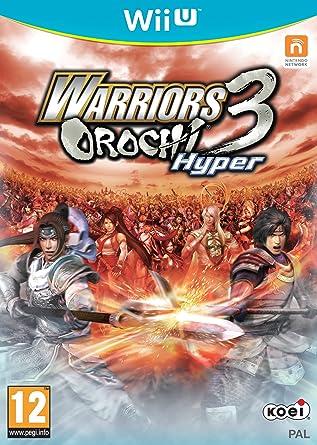Warriors Orochi: nintendo wii u: Amazon.es: Videojuegos
