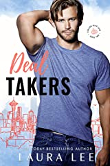 Deal Takers: A Frenemies-to-Lovers Romantic Comedy (Dealing With Love Book 2) Kindle Edition