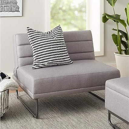 Superb Amazon Com Mainstays Fully Upholstered Modern Loop Lounge Customarchery Wood Chair Design Ideas Customarcherynet