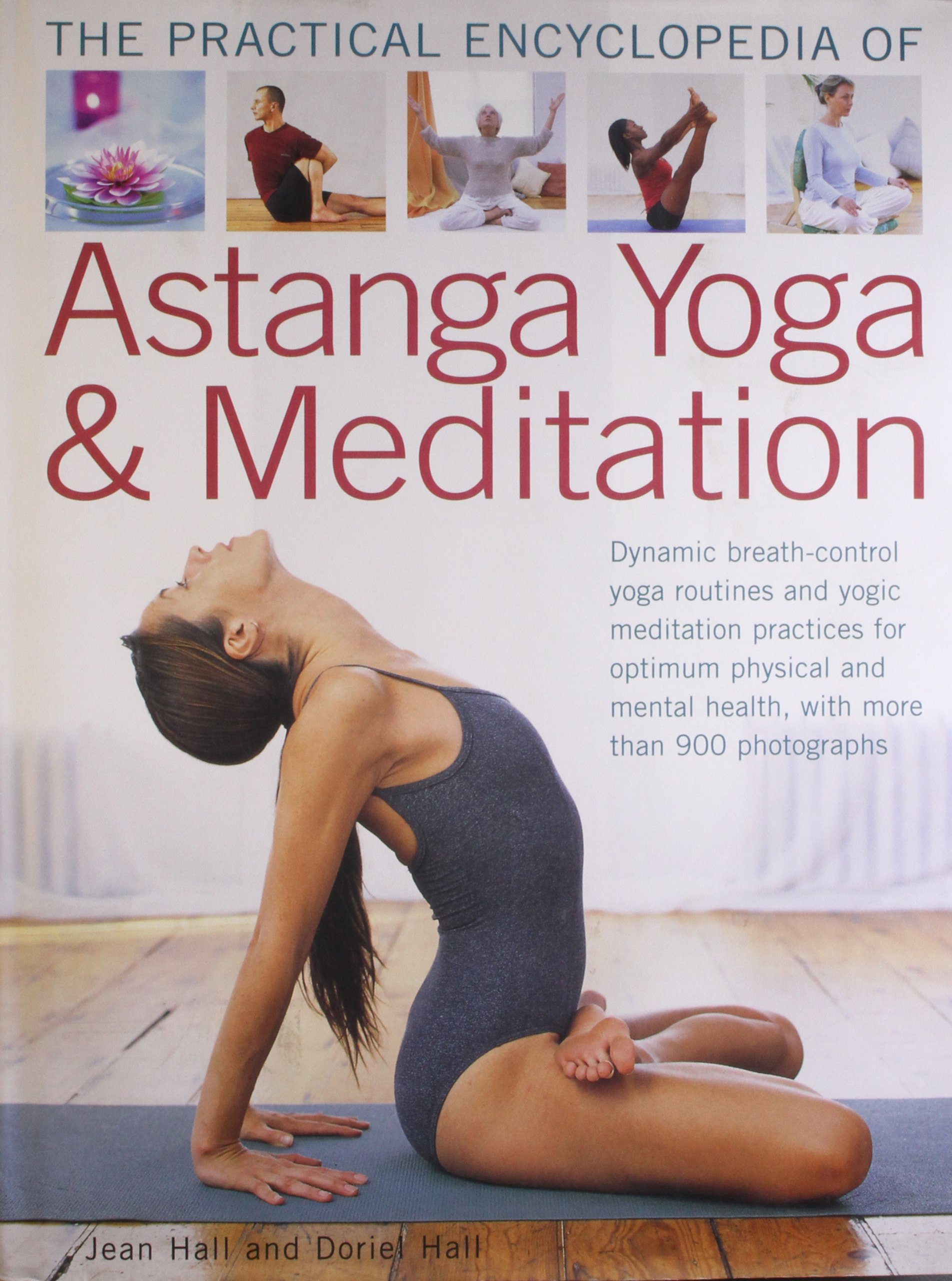 Astanga Yoga and Meditation: Dynamic Breath-control Yoga ...
