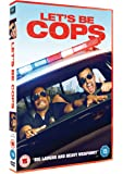 Let's Be Cops [DVD]
