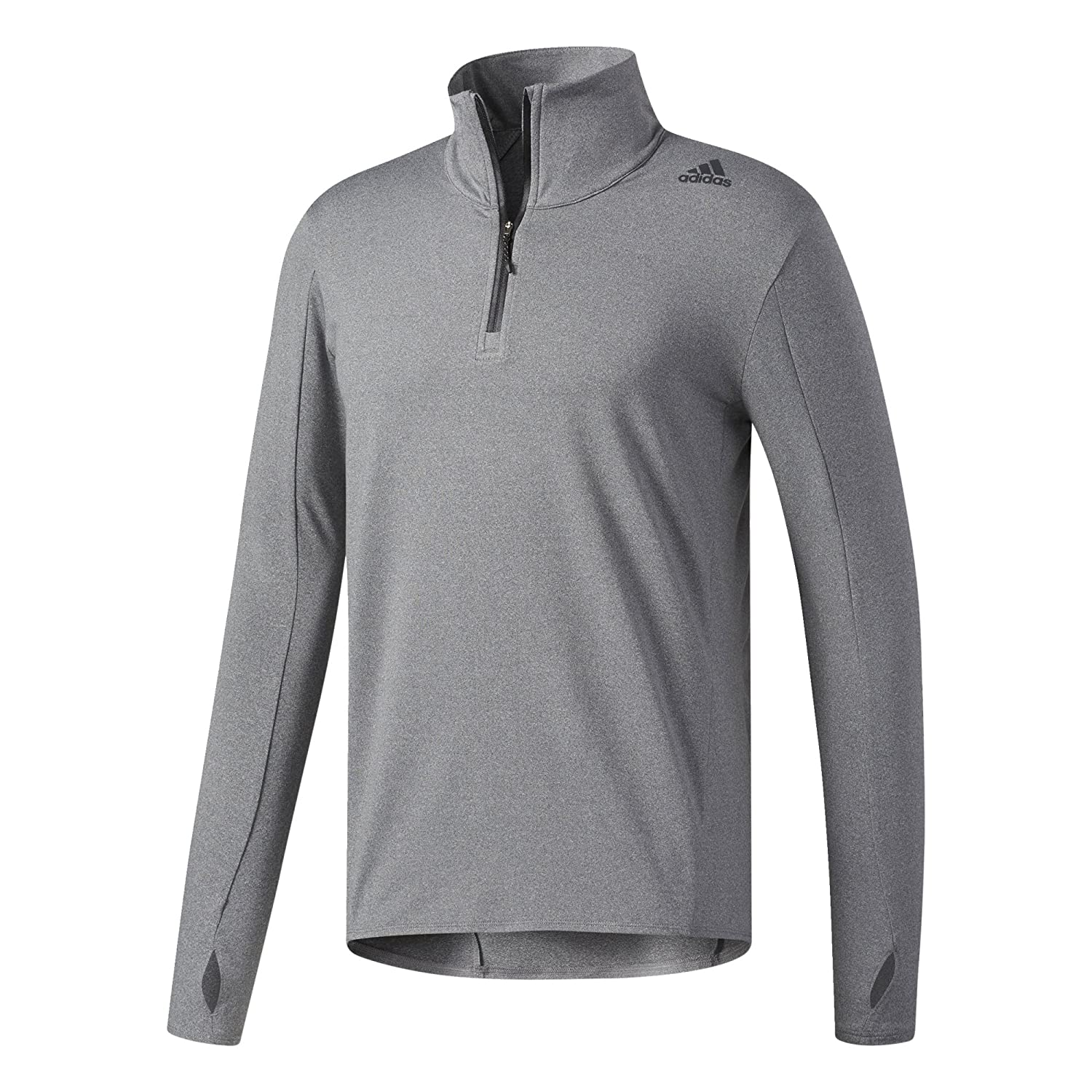 92cbf4ea adidas Men's Supernova 1/2 ZIP Sweatshirt