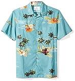 Amazon Price History for:28 Palms Men's Standard-Fit Short-Sleeve 100% Cotton Hawaiian Shirt