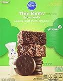 Pillsbury Girl Scouts Thin Mints Brownie Mix, 14.1 oz