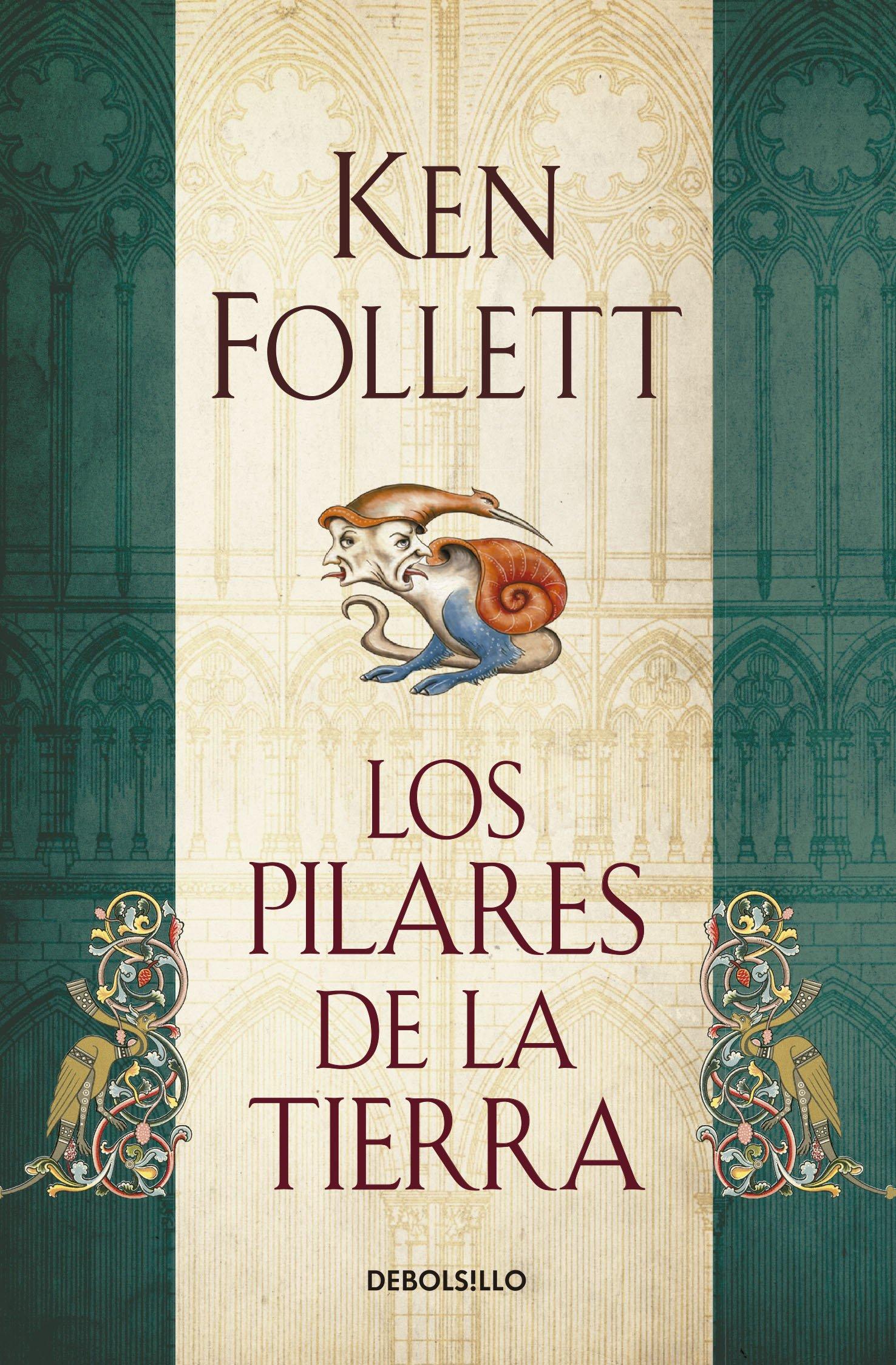 Los Pilares De La Tierra Los Pilares De La Tierra 1 Follett Ken Amazon Com Mx Libros