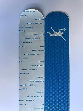 Protector Pala de Padel ZRZ SPORTS Basico (Azul): Amazon.es: Deportes y aire libre