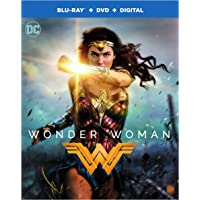 WHV Wonder Woman 2017 (Blu-ray / DVD / Digital)