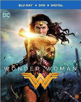WHV Wonder Woman 2017 on Blu-ray / DVD / Digital