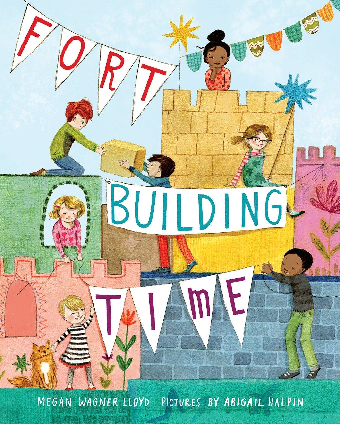 Fort-Building Time ebook