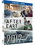 La 5e vague + After Earth + 2012 [Blu-ray + Copie digitale]