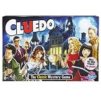 Hasbro 387123480 Cluedo the Classic Mystery Board Game
