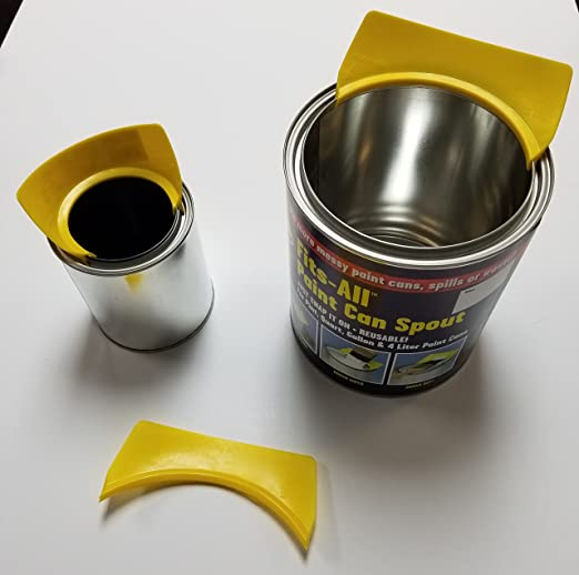 753c869fee3 Foam PRO 61 Spout Painting Supplies Yellow - Audio Recordings - Amazon.com