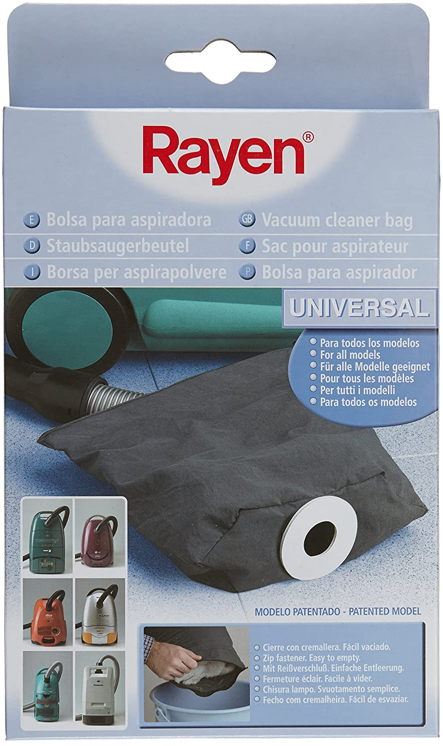 Amazon.com - RAYEN 6328 Vacuum Cleaner Bag -