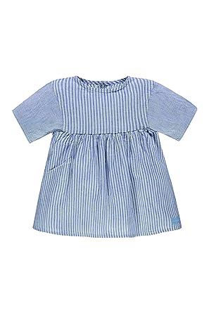 e91faafad192d2 bellybutton bellybutton Mini Girl Bluse/Tunika 1/4 Arm Gr. 80 Blau ...