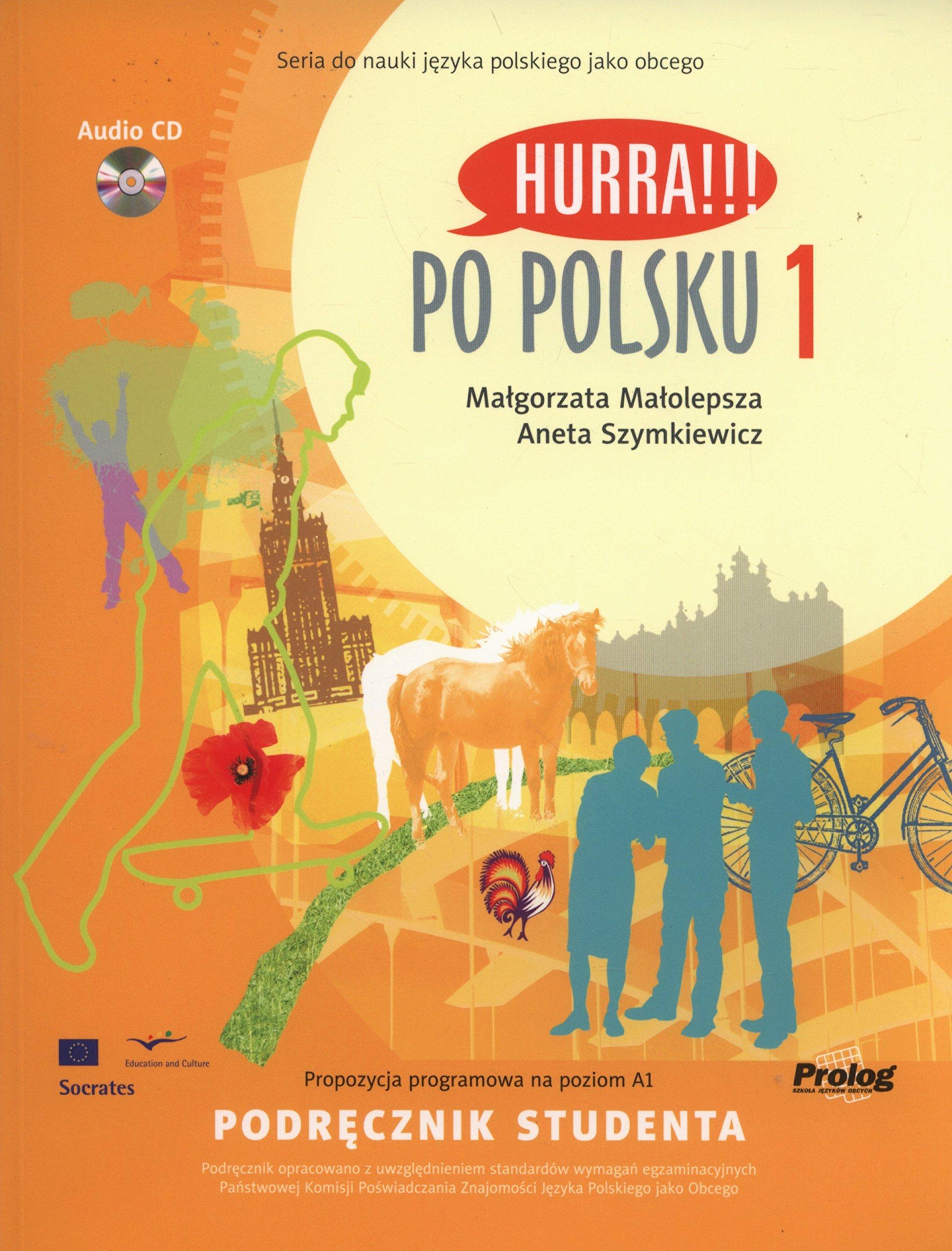 HURRA!!! Po Polsku 1 Podrecznik Studenta