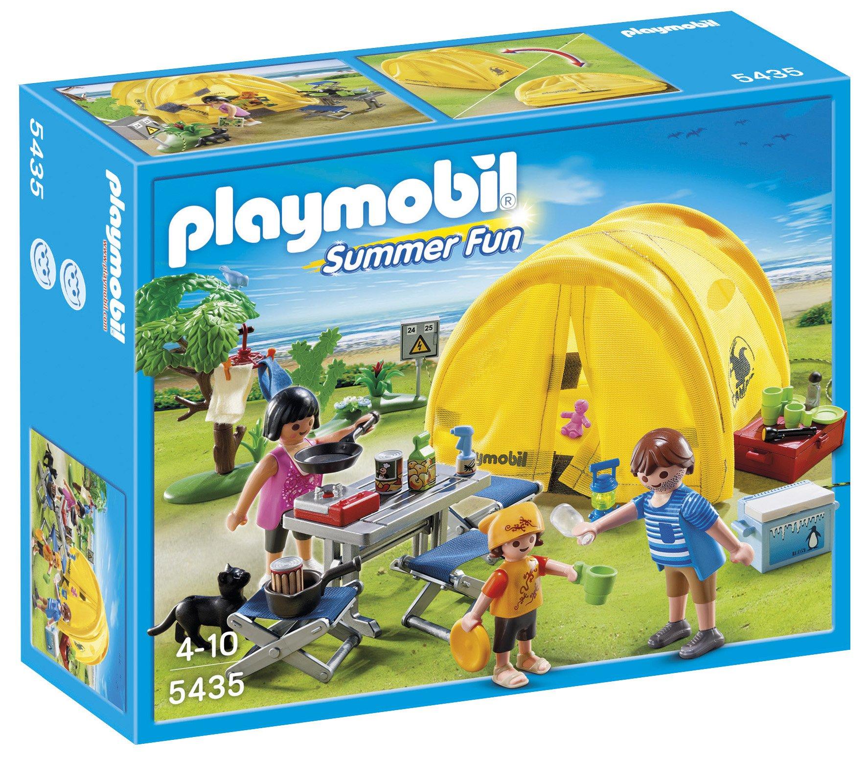PLAYMOBIL Family Camping Trip by Playmobil