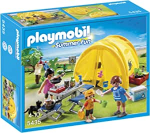 Four Toy cups with straws//lids Playmobil New Picnic Camping Hotel