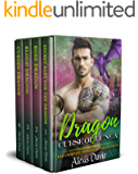 Dragon Curse of Lunca: Paranormal Romance Collection