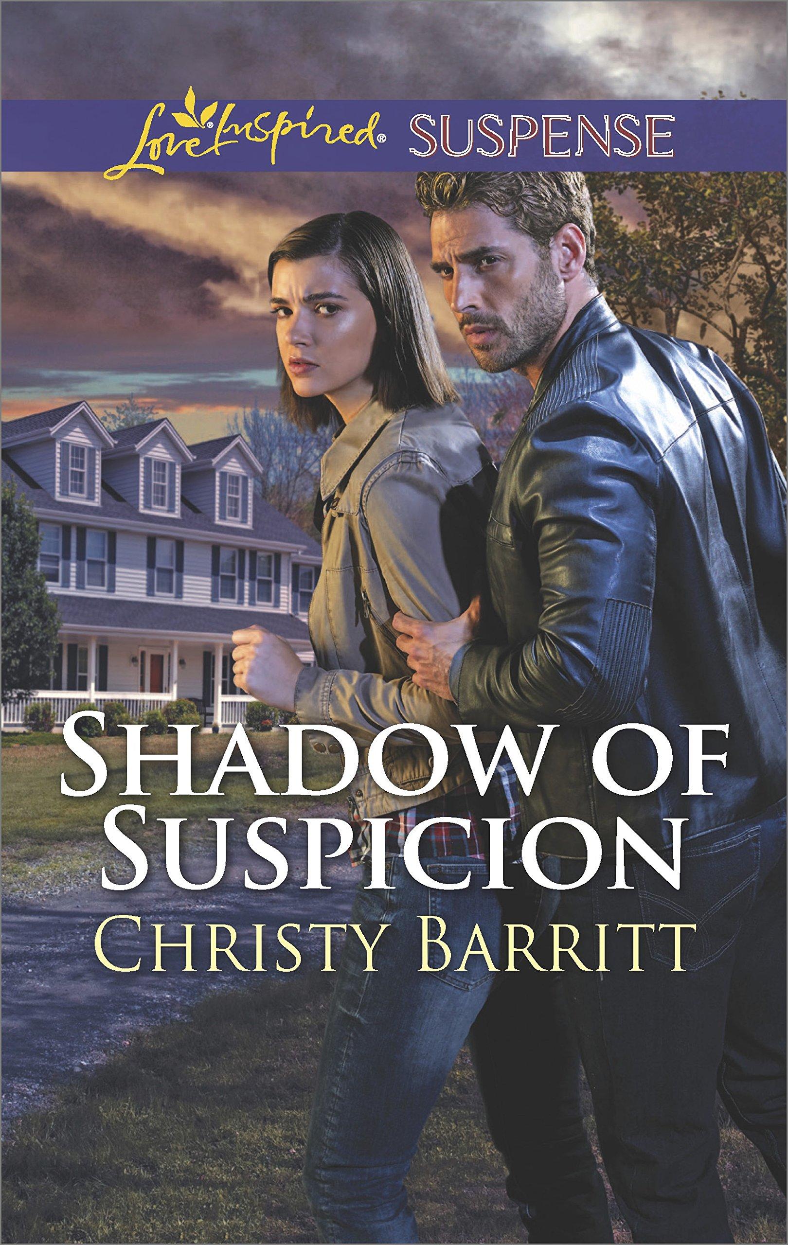 Shadow Suspicion Love Inspired Suspense product image
