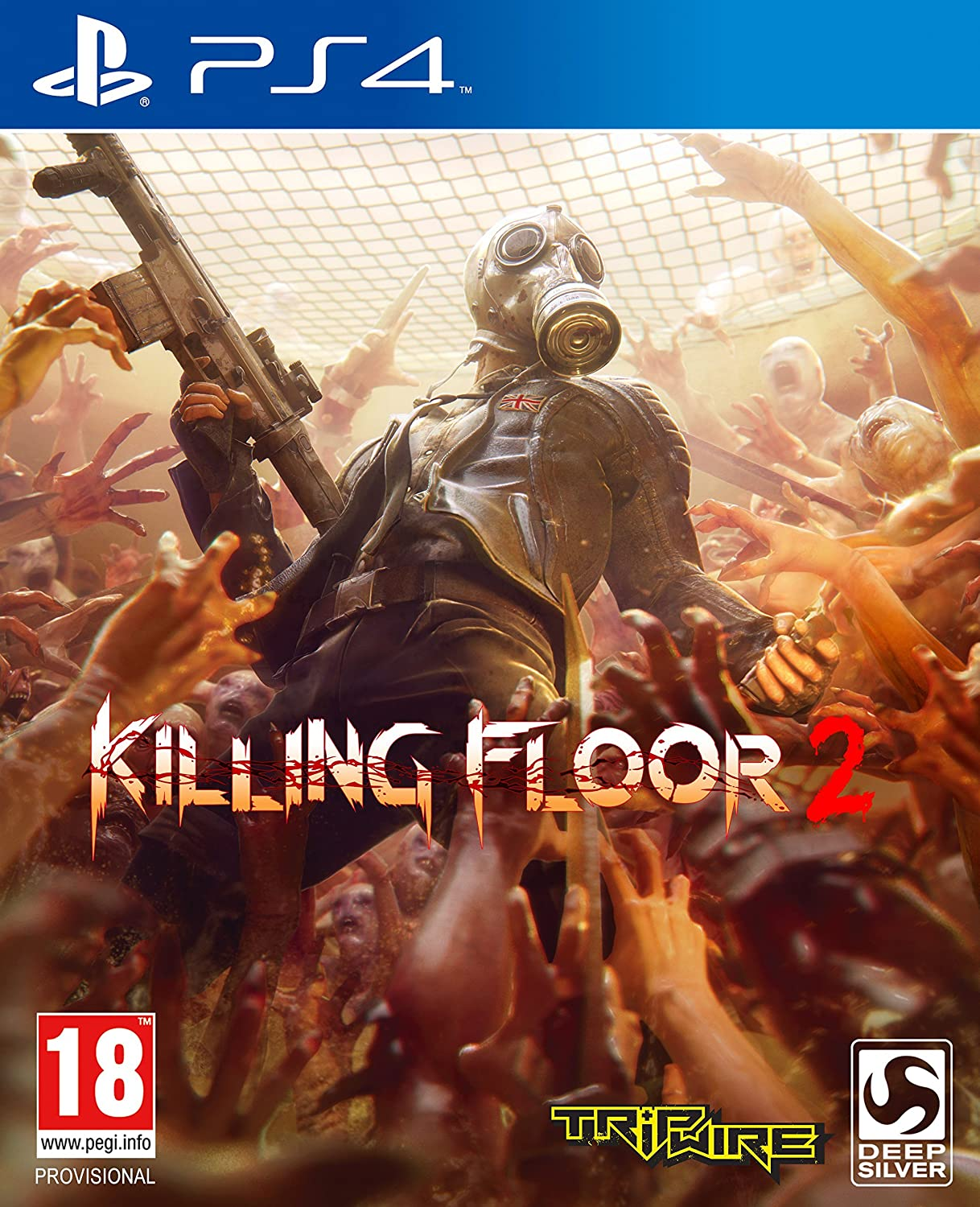 43位:Tripwire Interactive『Killing Floor 2』