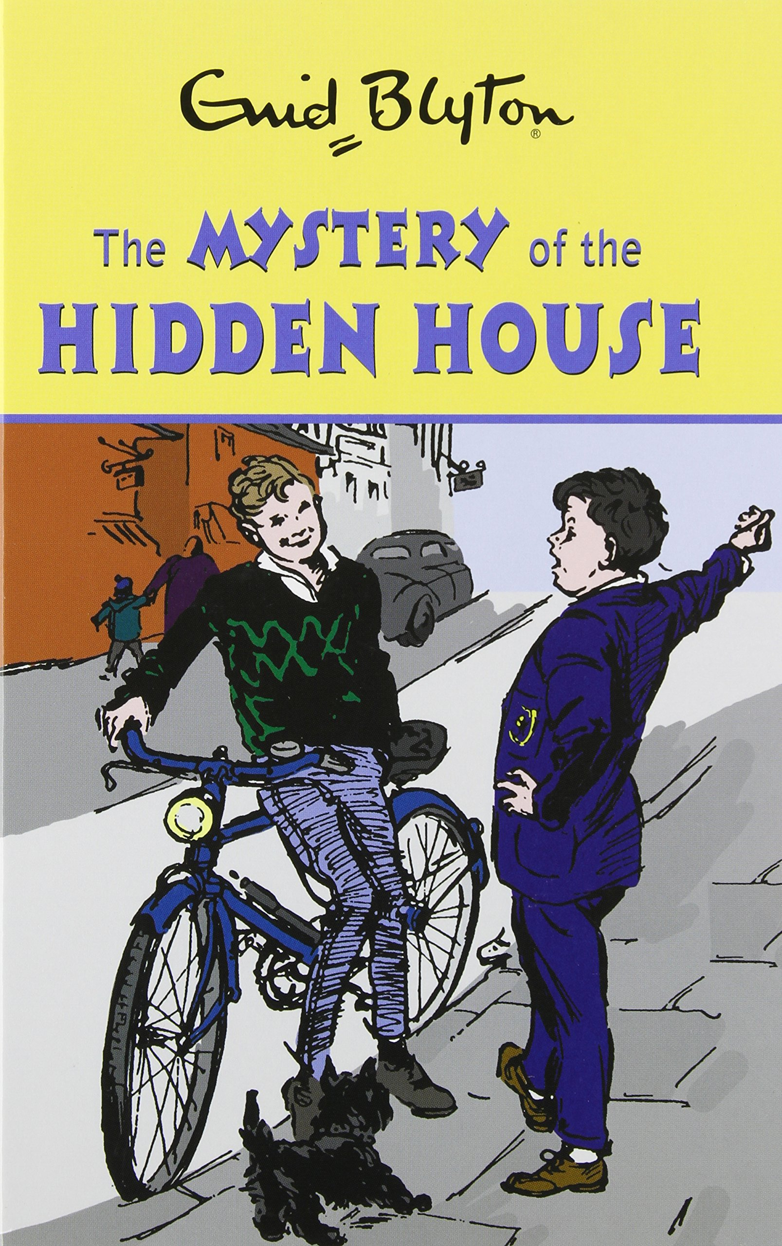 Buy The Mystery Of Hidden House Enid Blytons Mysteries Series Blyton Vanished Prince Book Online At Low Prices In India
