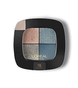 L'Oréal Paris Colour Riche Eye Pocket Palette Eye Shadow, Haute Hazel, 0.1 oz.