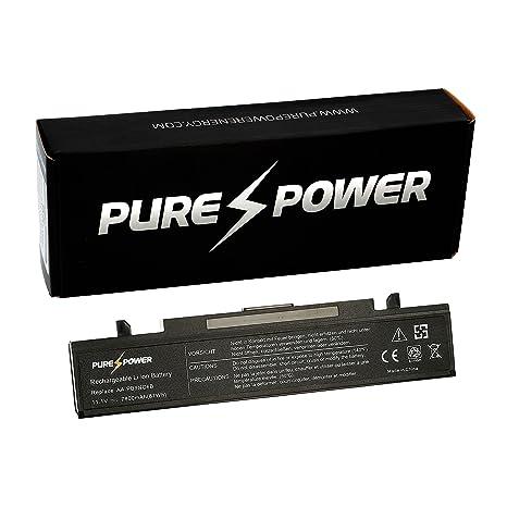 PURE⚡POWER® PLUS EXTENDED Batería del ordenador portátil para Samsung NP- R522-