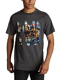 FEA Men's The Beatles Graffiti T-Shirt
