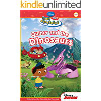 Little Einsteins:  Quincy and the Dinosaurs (Disney Reader (ebook))