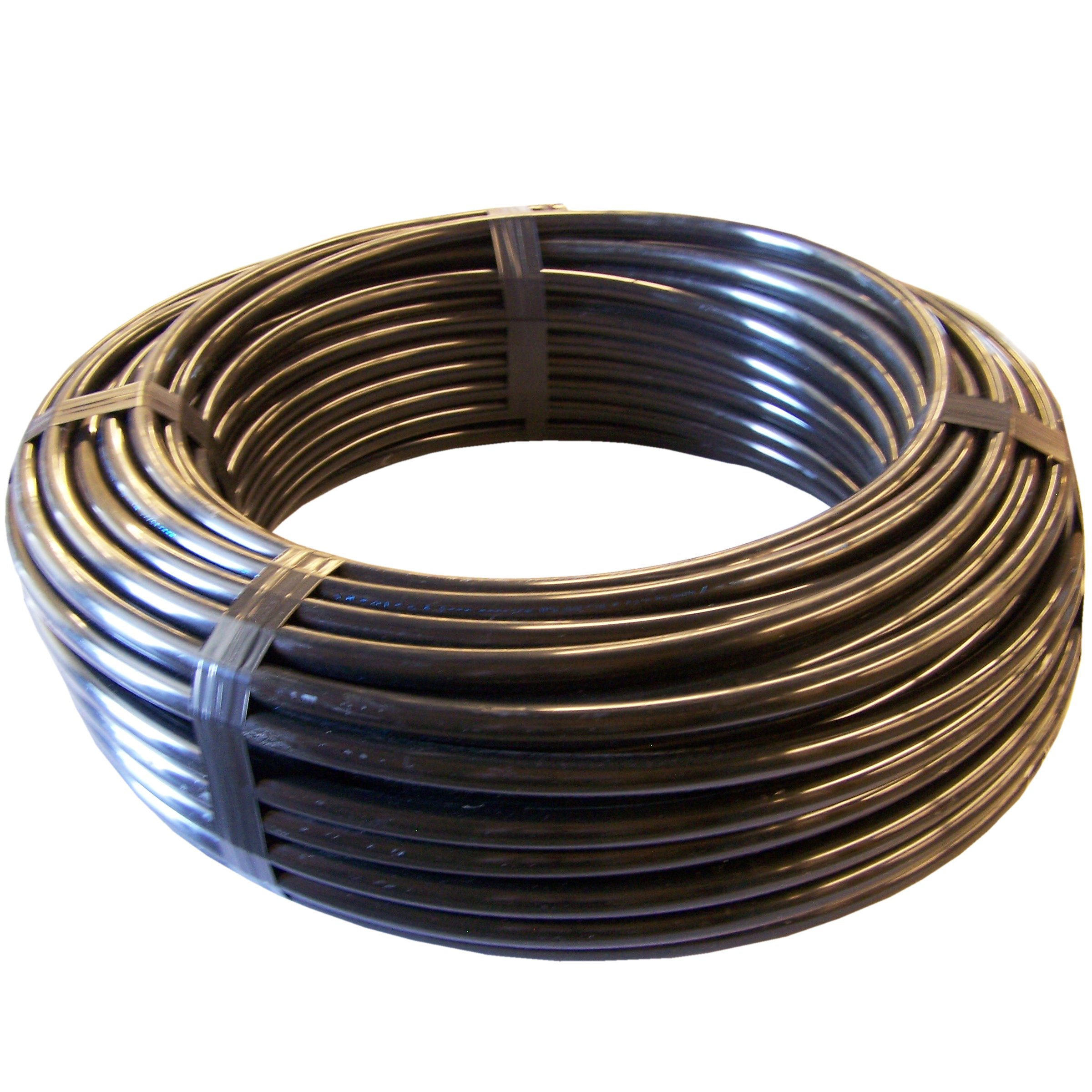 Genova Products 910072 3/4-Inch x 400-Foot 100 PSI Poly Cold Water Plumbing/Irrigation Pipe Tubing Roll by Genova