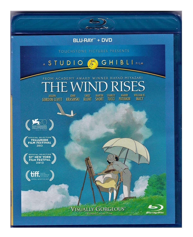 wind rises bluray