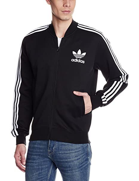 adidas ADC Fashion TT Chaqueta de deporte black: Amazon.es ...