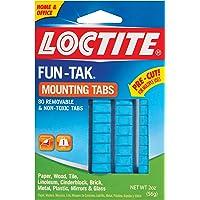 Loctite Fun-Tak Mounting Putty Tabs 2-Oz.