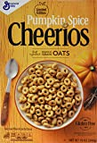General Mills Limited Edition Pumpkin Spice Cheerios - 12 Oz