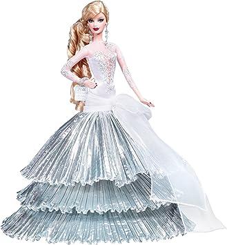 Barbie Joyeux Noel Barbie Mattel   L9643   Poupée Joyeux Noel: Amazon.fr: Jeux et Jouets