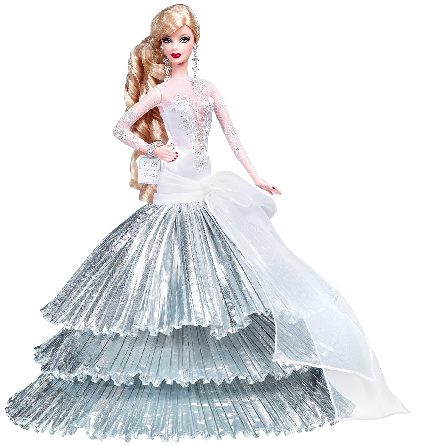 Amazon Holiday Barbie Doll 2008 Collector Edition
