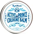 Active Prince Solid Cologne Balm Fragrance - Refreshing Metro Cologne for Active Men - Best Active Scent Solid Alcohol Free Cologne for travel Best Gift for Men