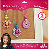 Círculo collares Kit Chica Artesanía americana