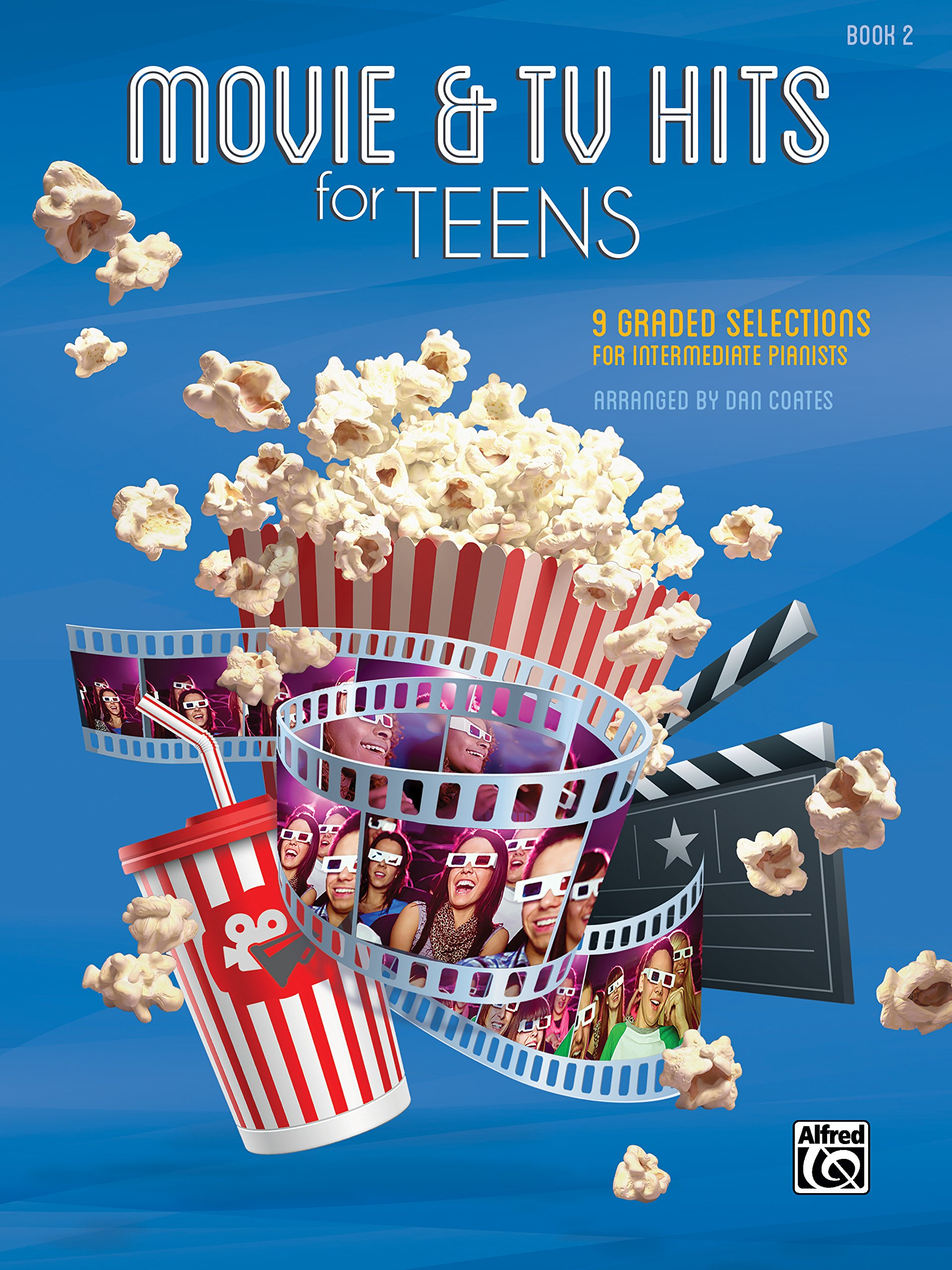 Movie & TV Hits for Teens, Bk 2: 9 Graded Selections for Intermediate Pianists pdf epub